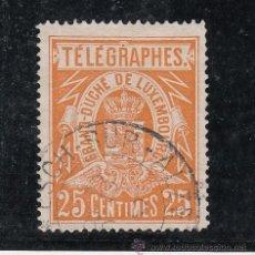 Sellos: LUXEMBURGO TELEGRAFO 2A UDADA,. Lote 45480414