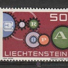 Sellos: EUROPA. 1961. LIECHTENSTEIN. **.,MNH. Lote 51125968