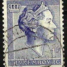 Sellos: LUXEMBURGO 1960- YV 0583. Lote 51532651