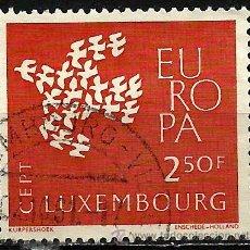 Sellos: LUXEMBURGO 1961- YV 0601. Lote 51532676
