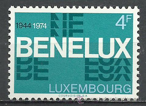 LUXEMBURGO - 1974 - MICHEL 891 // SCOTT 553** MNH (Sellos - Extranjero - Europa - Luxemburgo)