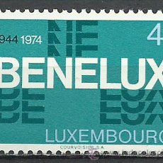 Sellos: LUXEMBURGO - 1974 - MICHEL 891 // SCOTT 553** MNH. Lote 194193140