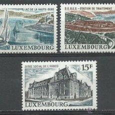 Timbres: LUXEMBURGO - 1971 - MICHEL 832/834 // SCOTT 503/505** MNH. Lote 54643813