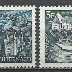 Timbres: LUXEMBURGO - 1969 - MICHEL 796/797 // SCOTT 483/484** MNH. Lote 54649517
