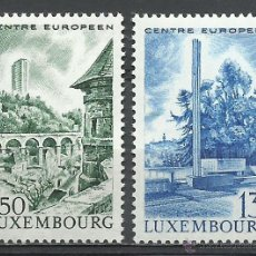 Timbres: LUXEMBURGO - 1966 - MICHEL 738/739 // SCOTT 445/446** MNH. Lote 54649624