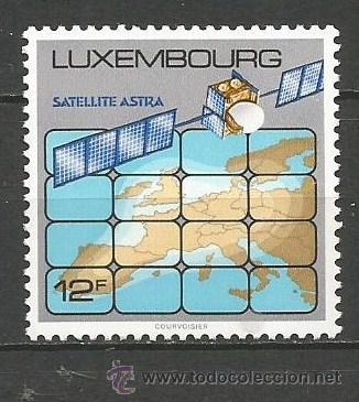 LUXEMBURGO YVERT NUM. 1168 ** SERIE COMPLETA SIN FIJASELLOS (Sellos - Extranjero - Europa - Luxemburgo)