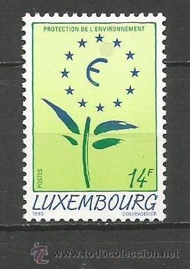 LUXEMBURGO YVERT NUM. 1279 ** SERIE COMPLETA SIN FIJASELLOS (Sellos - Extranjero - Europa - Luxemburgo)