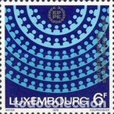 Sellos: LUXEMBURGO IVERT 943, ELECCIONES A LA ASMABLEA DE LAS COMUNIDADES EUROPEAS, NUEVO ***. Lote 64484655