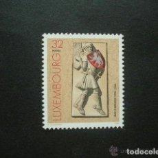 Sellos: LUXEMBURGO 1996 IVERT 1359 *** 700º ANIVERSARIO NACIMIENTO JUAN EL CIEGO REY DE BOHEMIA. Lote 79313949