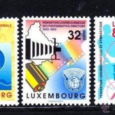 Briefmarken - Luxemburgo 1999 Ivert 1424/6 *** Aniversarios - 79869257