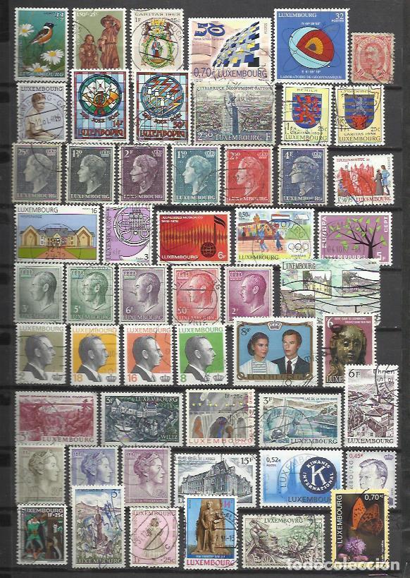 Q794-SELLOS LUXEMBURGO SIN TASAR,BUENOS VALORES,VEAN ,FOTO REAL.LUXEMBOURG STAMPS WITHOUT TASAR, GOO (Sellos - Extranjero - Europa - Luxemburgo)