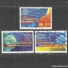 Sellos: LUXEMBURGO YVERT NUM. 1565/1567 SERIE COMPLETA USADA. Lote 101466555