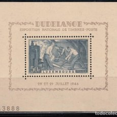 Sellos: LUXEMBURGO, 1946 YVERT Nº HB 6 / ** /. Lote 117952511