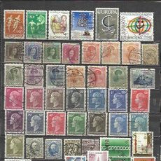 Sellos: G374-SELLOS LUXEMBURGO SIN TASAR,BUENOS VALORES,VEAN ,FOTO REAL.LUXEMBOURG STAMPS WITHOUT TASAR, GOO. Lote 120439531
