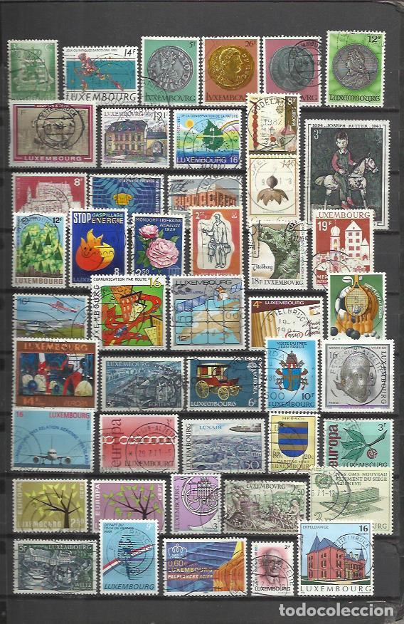 Sellos: G377-SELLOS LUXEMBURGO SIN TASAR,BUENOS VALORES,VEAN ,FOTO REAL.LUXEMBOURG STAMPS WITHOUT TASAR, GOO - Foto 1 - 120439859