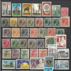 Sellos: G380-SELLOS LUXEMBURGO SIN TASAR,BUENOS VALORES,VEAN ,FOTO REAL.LUXEMBOURG STAMPS WITHOUT TASAR, GOO. Lote 120440051