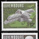 Sellos: LUXEMBURGO 1988. ANIVERSARIOS YT 1157-58 NUEVO (MNH). Lote 132813626