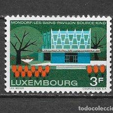 Sellos: LUXEMBURGO 1968 ** NUEVO - 2/30. Lote 152227182