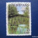 Sellos: LUXEMBURGO, 2001 EUROPA. Lote 167504144