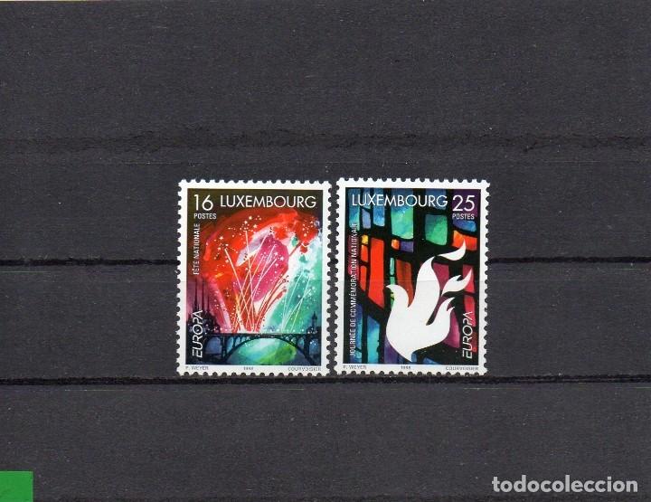 LUXEMBURGO 1998, YVERT 1401-02, MNH-SC (Sellos - Extranjero - Europa - Luxemburgo)