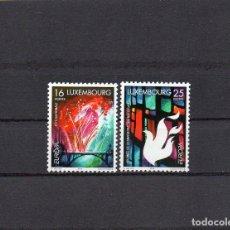 Sellos: LUXEMBURGO 1998, YVERT 1401-02, MNH-SC. Lote 193700996