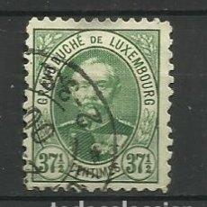Sellos: LUXEMBURGO 1891 --USADO- GRAN DUQUE DE LUXEMBURGO. Lote 183197501