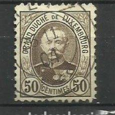 Sellos: LUXEMBURGO 1891 --USADO- GRAN DUQUE DE LUXEMBURGO. Lote 183197597