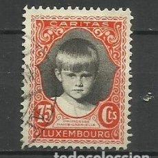 Sellos: LUXEMBURGO 1929 - USADO- MARIAGABRIELA DE LUXEMBURGO. Lote 183327832
