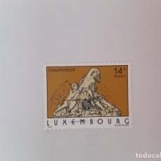 Sellos: LUXEMBURGO SELLO USADO. Lote 191681556