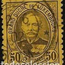 Sellos: SELLO USADO DE LUXEMBURGO, YT 65 FOTO ORIGINAL.. Lote 193814685