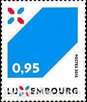SELLO USADO DE LUXEMBURGO, YT 2409 (Sellos - Extranjero - Europa - Luxemburgo)