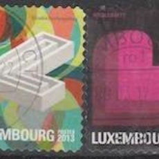 Sellos: SELLOS USADOS DE LUXEMBURGO YT 1918/ 21. Lote 195083330
