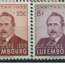 Sellos: SELLOS NUEVOS DE LUXEMBURGO YT 461/ 64. Lote 195928615