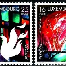 Sellos: LUXEMBURGO, MNH, FUEGOS ARTIFICIALES DEL 23 DE JUNIO, EUROPA CEPT 1998 (FOTOGRAFÍA REAL). Lote 202593821