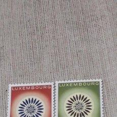Sellos: SELLOS LUXEMBURGO -EUROPA 1964. Lote 204184440