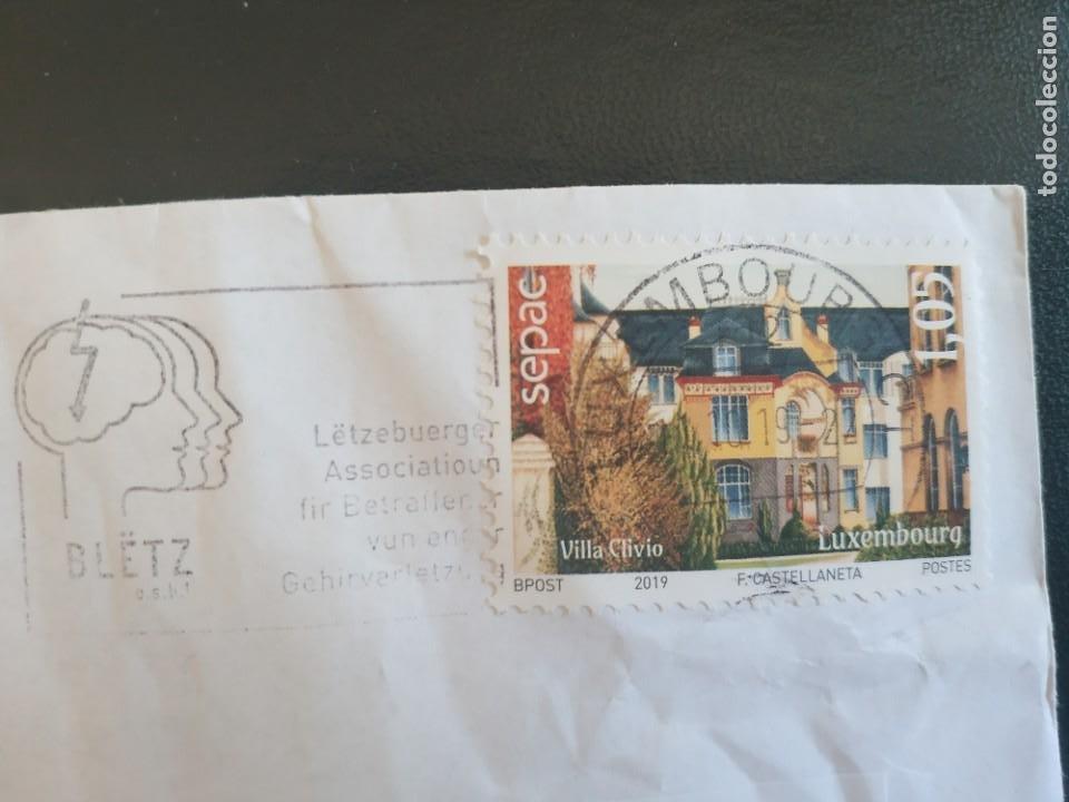 SELLO DE LUXEMBURGO (Sellos - Extranjero - Europa - Luxemburgo)