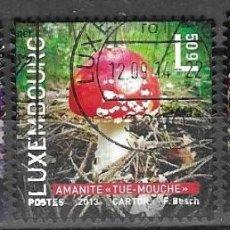 Sellos: SELLOS USADOS DE LUXEMBURGO YT 1932/ 34, FOTO ORIGINAL. Lote 207612973