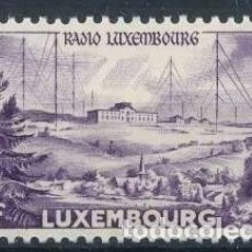 Sellos: LUXEMBURGO 1953 IVERT 471 ** 20 ANIVERSARIO DE LA RADIO DE LUXEMBURGO. Lote 210555072