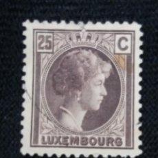 Sellos: LUXENBURGO, 25C, GRAND DUCHY, AÑO 1930.. Lote 217372520