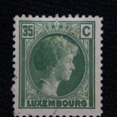 Sellos: LUXENBURGO, 35C, GRAND DUCHY, AÑO 1928.. Lote 217372671