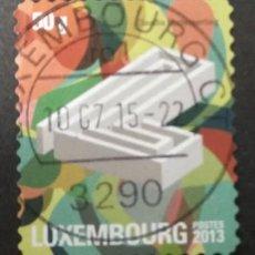 Sellos: LUXEMBURGO 2013. YT:LU 1919,. Lote 242419010