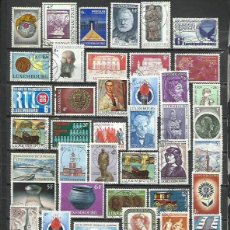Sellos: G849A-SELLOS LUXEMBURGO SIN TASAR,BUENOS VALORES,VEAN ,FOTO REAL.LUXEMBOURG STAMPS WITHOUT TASAR, GO. Lote 243037920