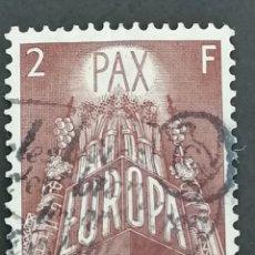 Sellos: LUXEMBURGO, YVERT 531, 1957. Lote 244844160