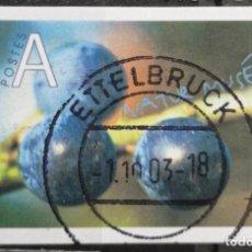 Selos: SELLOS LUXEMBURGO. Lote 245338620