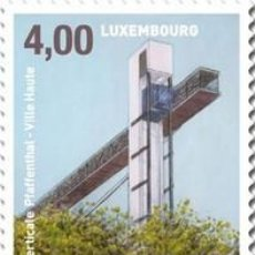 Sellos: SELLO USADO DE LUXEMBURGO 2012, YT 1895. Lote 254882265