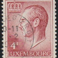 Sellos: LUXEMBURGO 1965-91 SCOTT 422 SELLO º PERSONAJES GRAN DUQUE JUAN MICHEL 727X YVERT 664 LUXEMBOURG. Lote 268413004