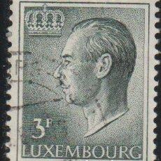 Sellos: LUXEMBURGO 1965-91 SCOTT 424 SELLO º PERSONAJES GRAN DUQUE JUAN MICHEL 712X YVERT 665 LUXEMBOURG. Lote 268413269