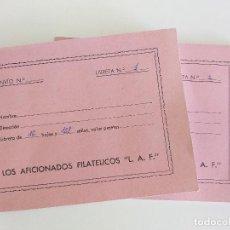 Sellos: CUADERNO SELLOS LUXEMBURGO, PRIMER CENTENARIO. RESTO COLECCION.. Lote 276296583