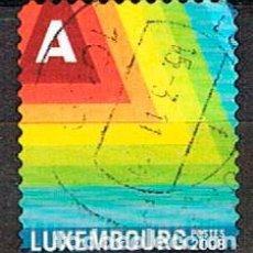 Sellos: LUXEMBURGO Nº 1797, AUTOADHESIVO, USADO. Lote 278391968