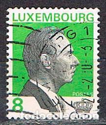 LUXEMBURGO IVERT Nº 1411, GRAN DUQUE JUAN., USADO (Sellos - Extranjero - Europa - Luxemburgo)